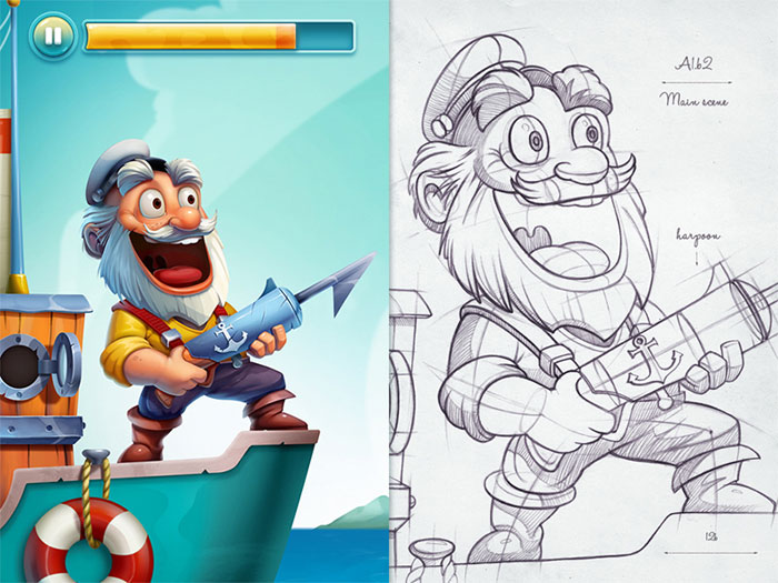 Character Design Web : Character design tips on how to a