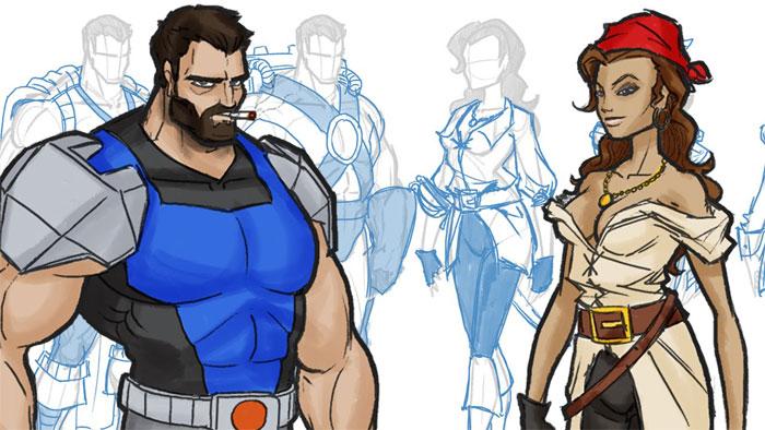 maxresdefault-1 Cómo hacer un cómic: diseño, personajes y portada