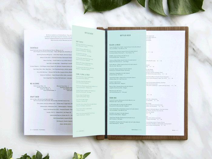 projectmplus_baldoria_menu Restaurant Menu Design: Cómo hacer un menú con un gran diseño