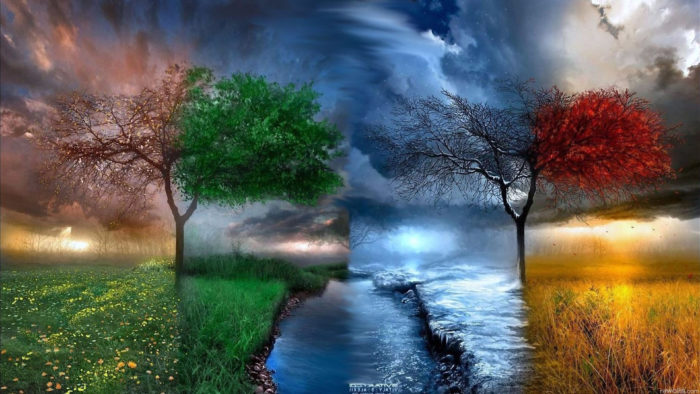 Wallpapers 4k Portrait Wallpaper Fantasy Nature 3d