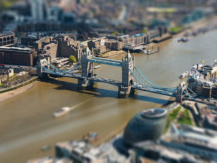 london_land-700x525 Tilt Shift Photography: How to Take Tilt Shift Photos