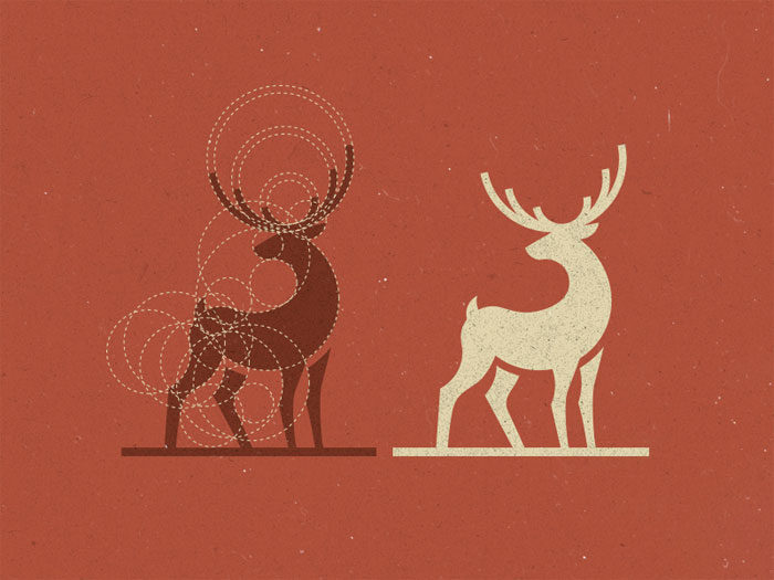 deer-700x525 Animal logo design ideas and guidelines to create one