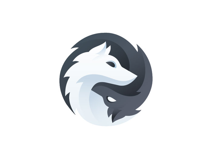 gray_wolf_games_-_logo Animal logo design ideas and guidelines to create one