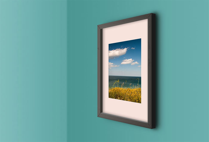 39 Free poster mockup examples to download in PSD format