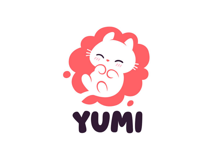 yumi Animal logo design ideas and guidelines to create one