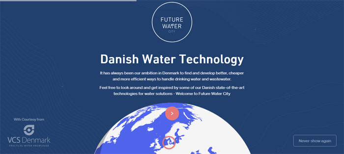 Future-Water-City Creating B2B Websites: Tips and showcase of B2B website design