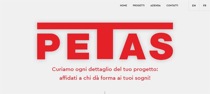 petas.it_ Creating B2B Websites: Tips and showcase of B2B website design