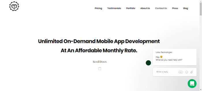 Unlimited-Mobile-App-Develo Some of the best app development companies that you can find