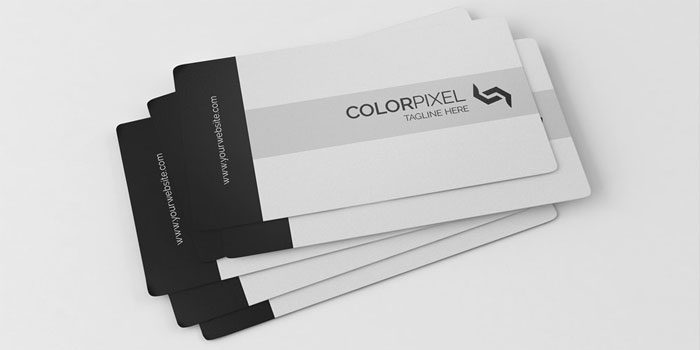 Black-and-White-Business-Ca-700x350 Free business card templates you can download today