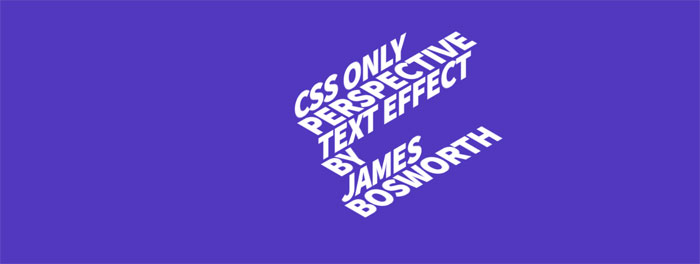 116 Cool CSS Text Effects Examples That You Can Download