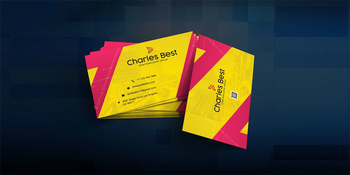 Creative-Business-Card-Temp-2-700x350 Free business card templates you can download today