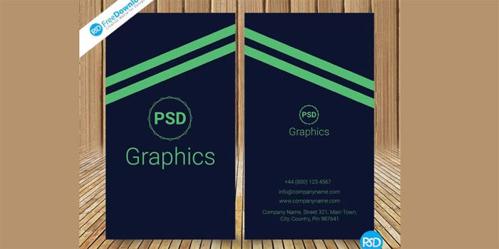 Dark-Business-Card-PSD-1-700x350 Free business card templates you can download today