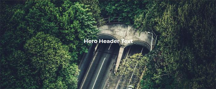 Flexbox-Hero-Header-https 44 Website Header Design Examples and What Makes Them Good