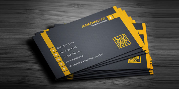 Free business card templates you can download today free business card psd 16 700x350 free business card templates you fbccfo Gallery