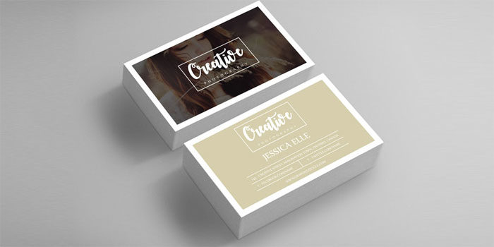 Free-Creative-Photography-B-700x350 Free business card templates you can download today