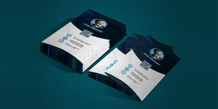 Free-Graphic-Designer-Busin-700x350 Free business card templates you can download today