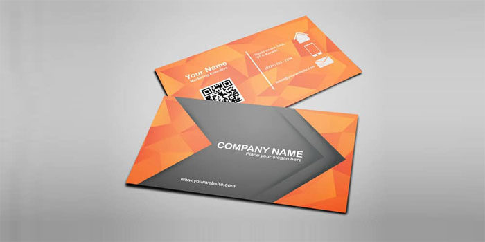 free modern business card t 700x350 free business card templates you
