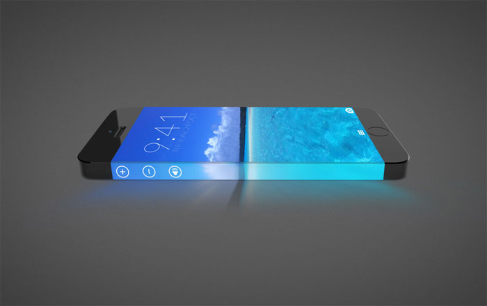 Iphone-7-Mockup-Concept iPhone mockup templates to download for presenting your designs
