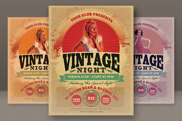 ae44fb10005555.560ddeaa12d1-700x466 43 Flyer templates you should download for your clients