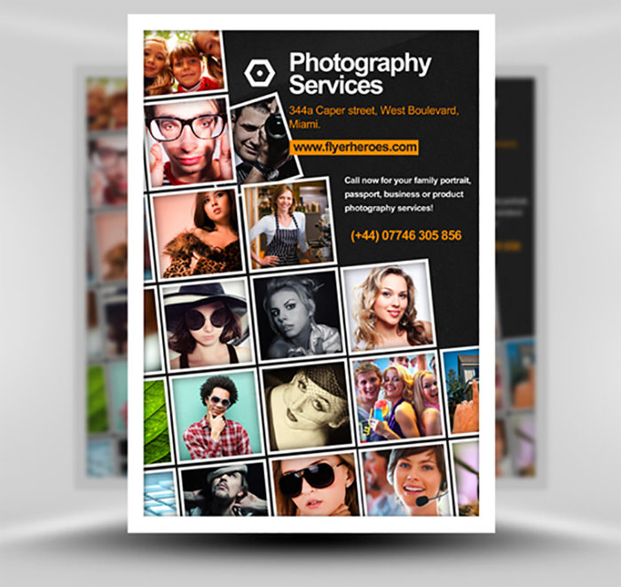 free-photography-flyer-temp-700x661 43 Flyer templates you should download for your clients
