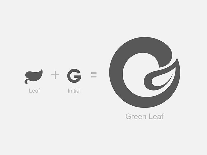 green_leaf-700x525 Logo design ideas that you should use for branding projects