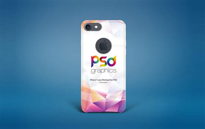 iPhone-7-Case-Mockup-Free-P iPhone mockup templates to download for presenting your designs