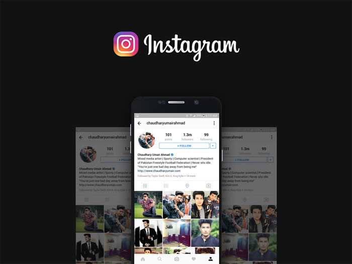 Check out these FREE Instagram Mockup Templates to download
