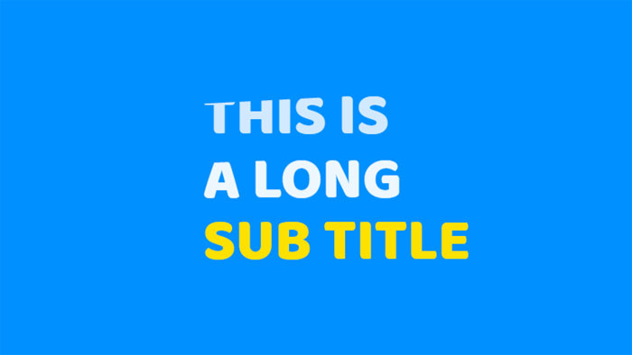CSS Text Effects: 116 Cool Examples That You Can Download