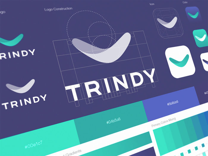 trindy_app_icon_logo_grid_b-700x525 Logo design ideas that you should use for branding projects