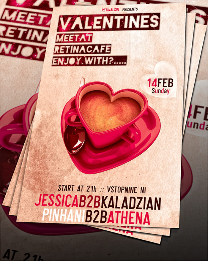 valentines_day_flyer__psd__-700x879 43 Flyer templates you should download for your clients