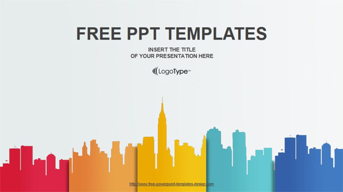 Free-PowerPoint-Template-ci-700x393 The Best 31 Free PowerPoint Templates You Shouldn't Miss