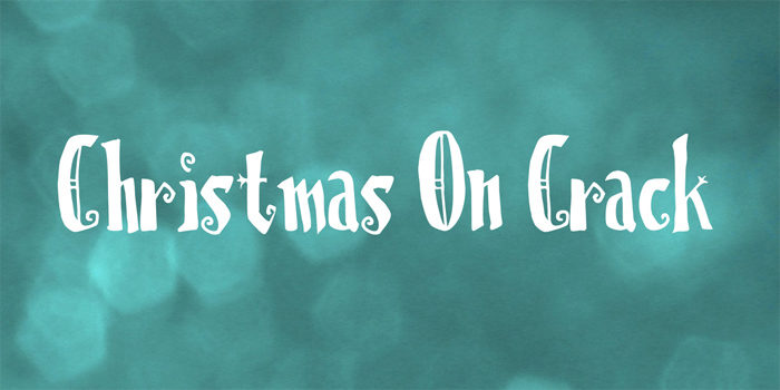 117 Free Christmas fonts to use for holiday projects