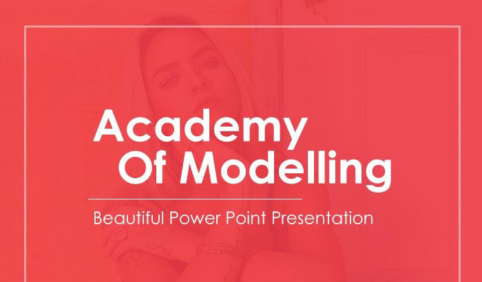 presentation-template-model-700x410 The Best 31 Free PowerPoint Templates You Shouldn't Miss