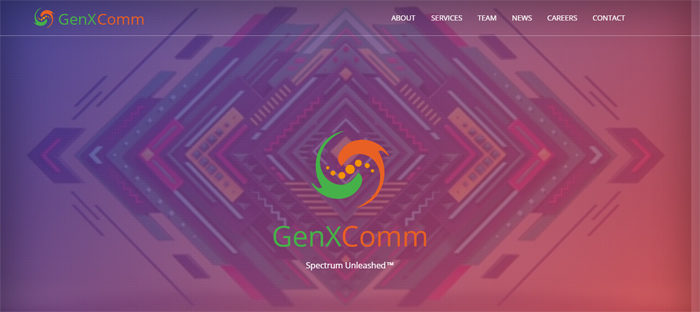 GenXComm-http___www.genxc_-700x312 Website showcase: Startups and tech companies in Austin