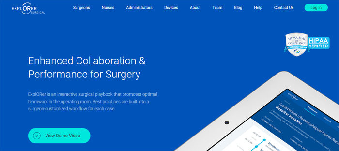 Homepage-ExplORer-Surgica-700x312 Chicago startups you should pay attention to in the next years