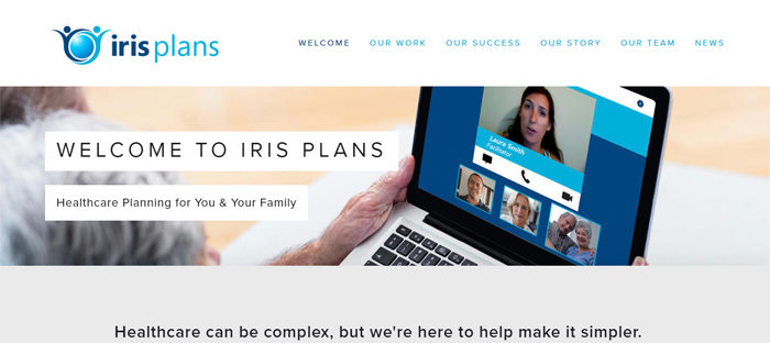 Iris-Plans-https___www-700x312 Website showcase: Startups and tech companies in Austin