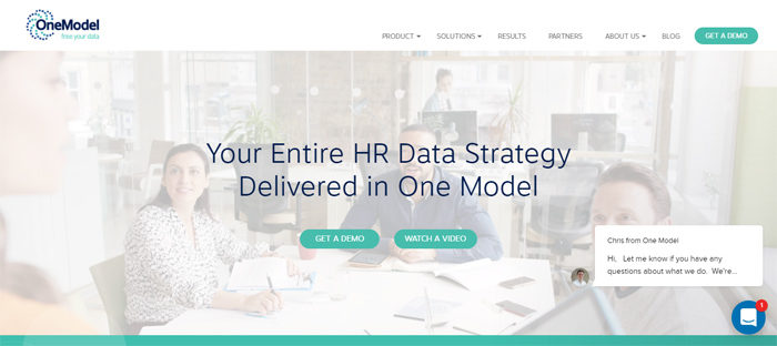 One-Model-I-HR-Analytics-So-700x312 Website showcase: Startups and tech companies in Austin
