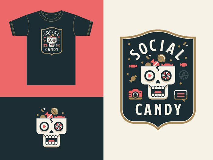 socialcandy-700x525 How to design a T-Shirt: The best guide online