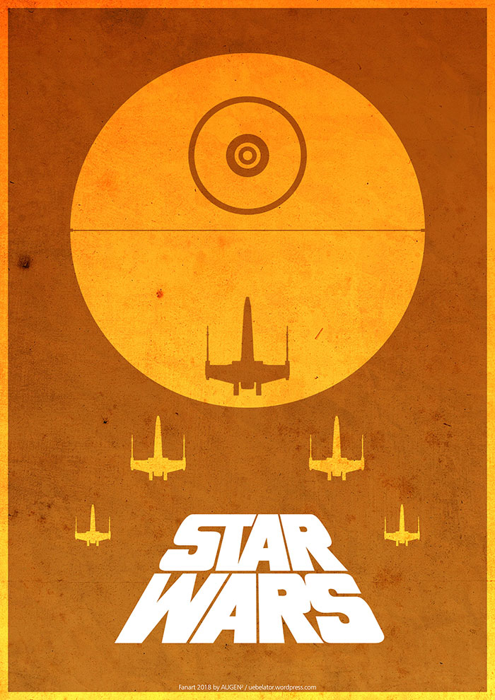 Image_0_xFYDV The Best Star Wars Posters: Originals and fan-made ones
