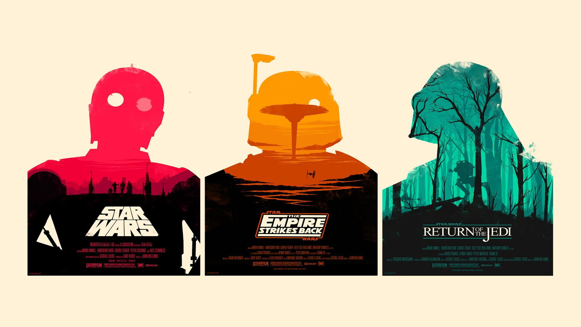 Image_2_YLRKj The Best Star Wars Posters: Originals and fan-made ones