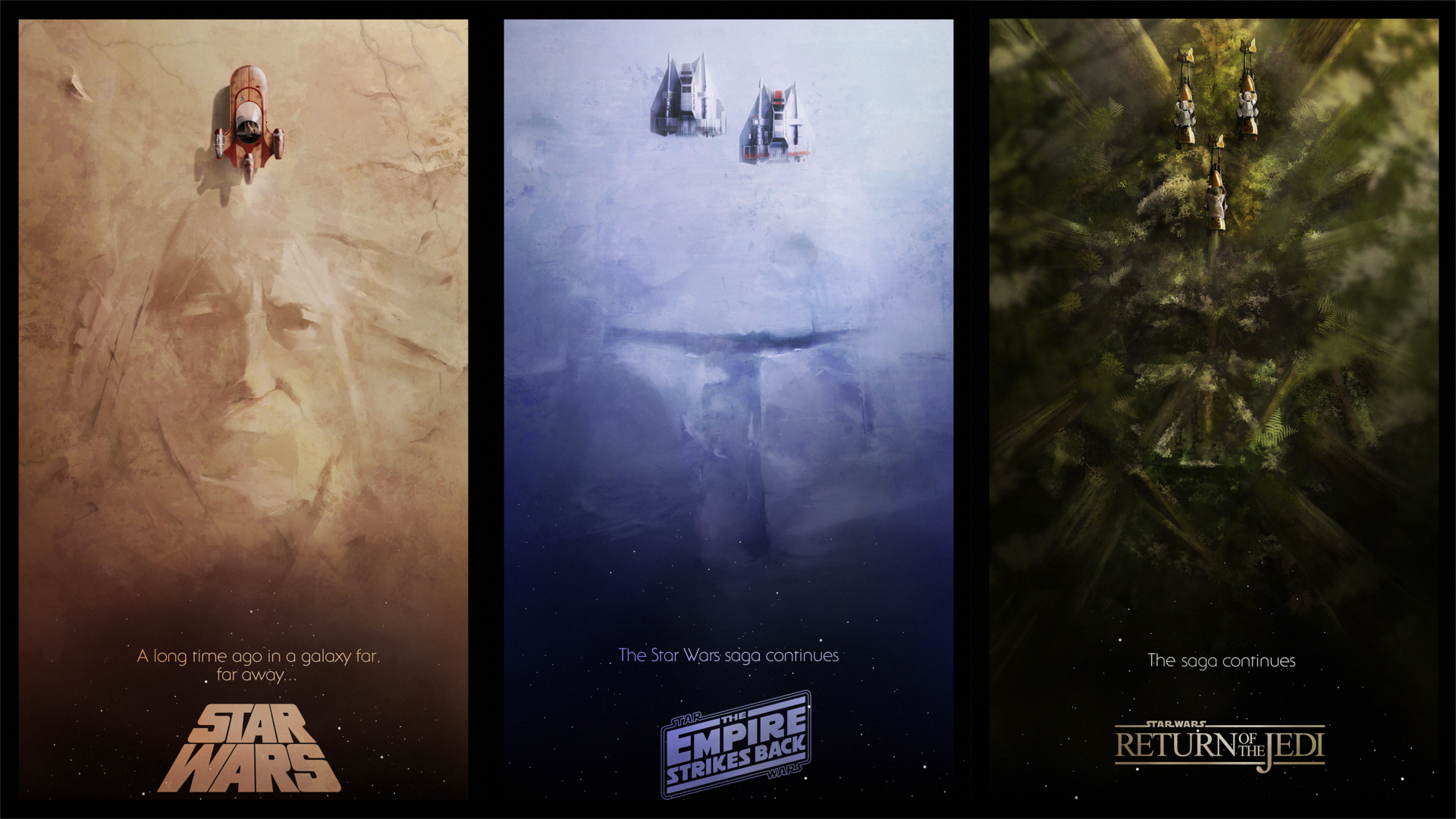 Image_4_YLRKj The Best Star Wars Posters: Originals and fan-made ones