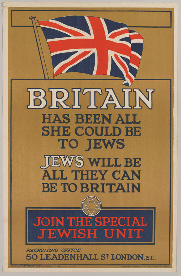 The-dialogue-effect-700x1062 WW1 Posters: Recruitment and propaganda posters from the first world war