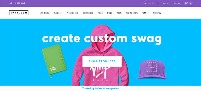 ecommerce-16-700x318 Website design inspiration: business websites, one-page, parallax sites, and more