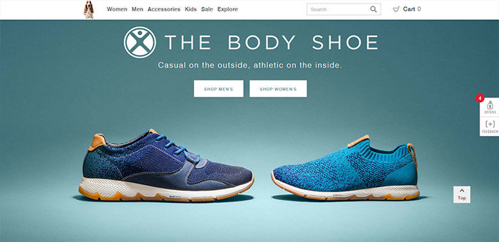 ecommerce-17-700x340 Website design inspiration: business websites, one-page, parallax sites, and more