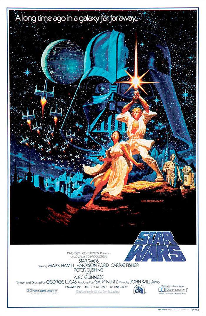 image019-700x1071 The Best Star Wars Posters: Originals and fan-made ones