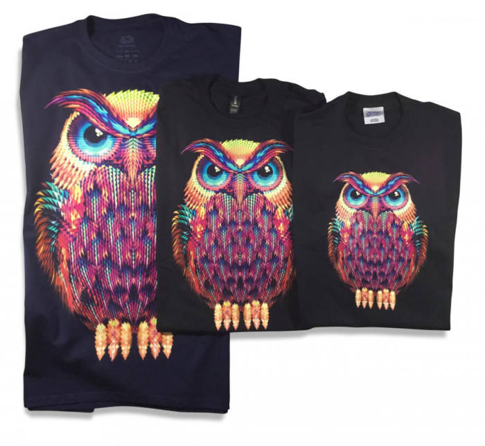 owl-gtg-goo-700x643 How to print T-shirts: The only T-shirt printing guide you need