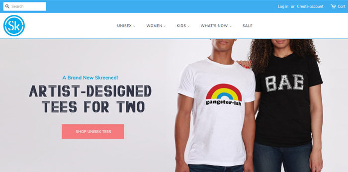 skreened-700x346 Where to sell T-Shirts online: The go-to sites