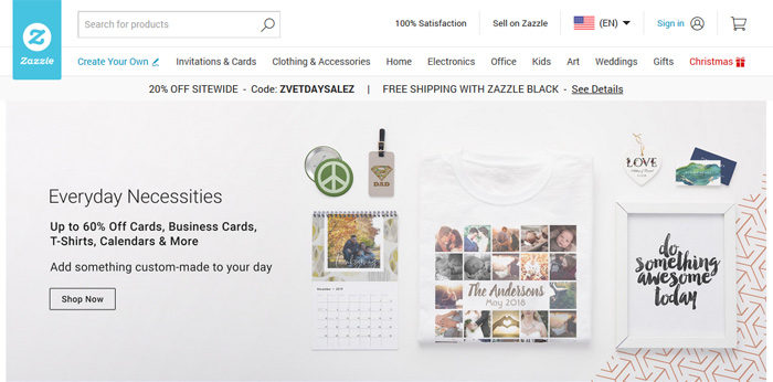 zazzle-700x346 Where to sell T-Shirts online: The go-to sites