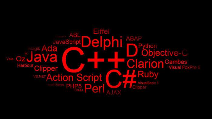 Programming wallpaper examples for your desktop background