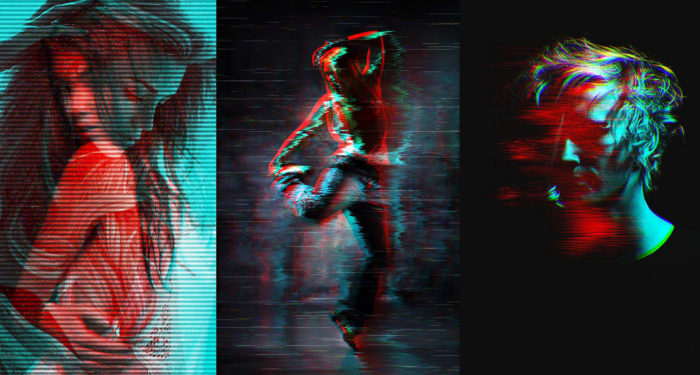 glitcheffect-700x375 Graphic design trends 2019: What will be predominant this year